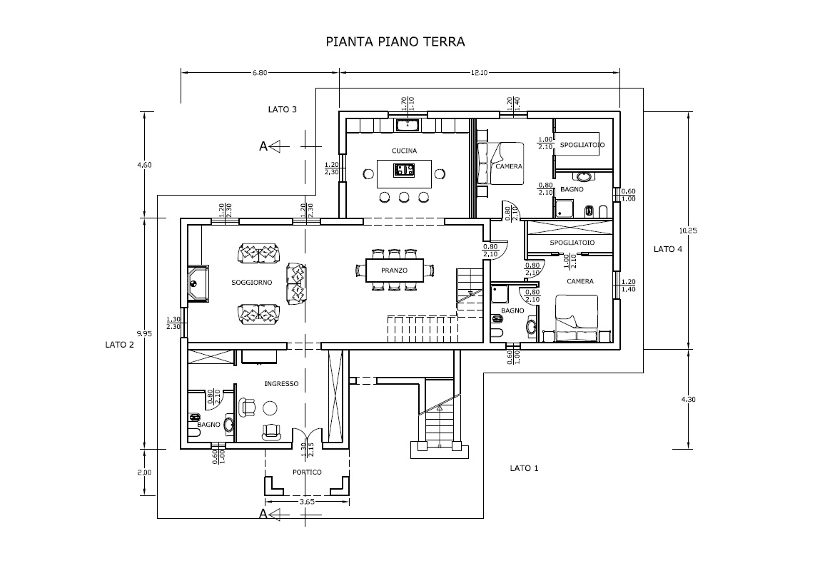 Project status - Ground floor